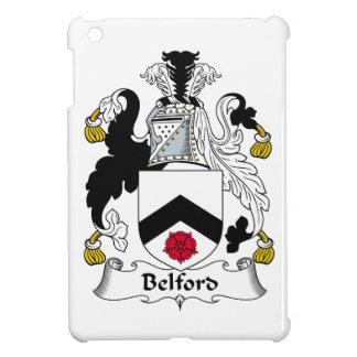 Escudo de la familia de Belford iPad Mini Cárcasa