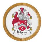 Escudo de la familia de Belgrave