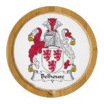 Escudo de la familia de Belhouse