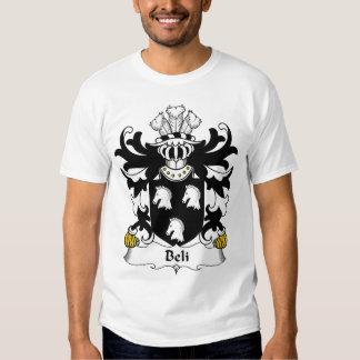 Escudo de la familia de Beli Camisas