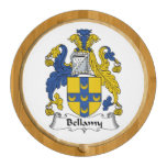 Escudo de la familia de Bellamy