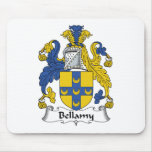 Escudo de la familia de Bellamy Tapete De Raton