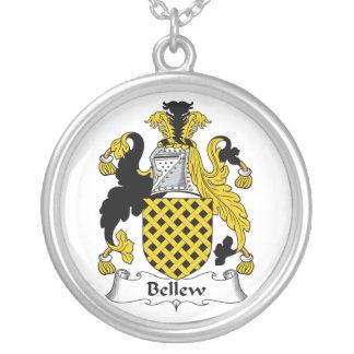 Escudo de la familia de Bellew Colgante Redondo