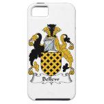 Escudo de la familia de Bellew iPhone 5 Protectores