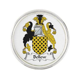 Escudo de la familia de Bellew Pin