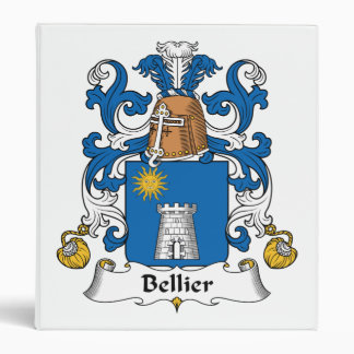 Escudo de la familia de Bellier