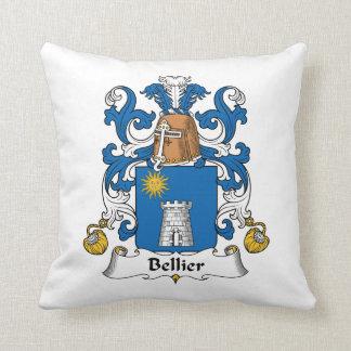 Escudo de la familia de Bellier Almohada