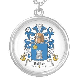 Escudo de la familia de Bellier Joyerias Personalizadas