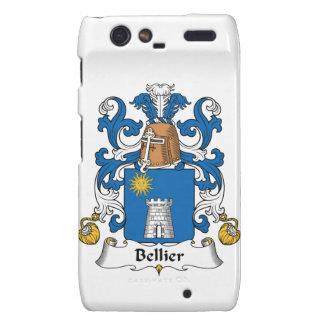 Escudo de la familia de Bellier Motorola Droid RAZR Fundas