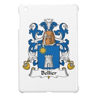 Escudo de la familia de Bellier iPad Mini Protectores