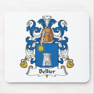 Escudo de la familia de Bellier Tapete De Raton