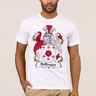 Escudo de la familia de Bellinger Playera