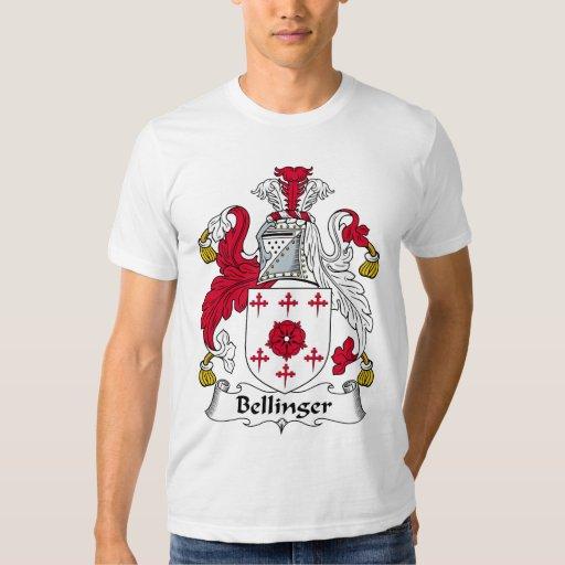 Escudo de la familia de Bellinger Poleras