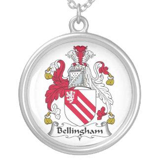 Escudo de la familia de Bellingham Grimpolas