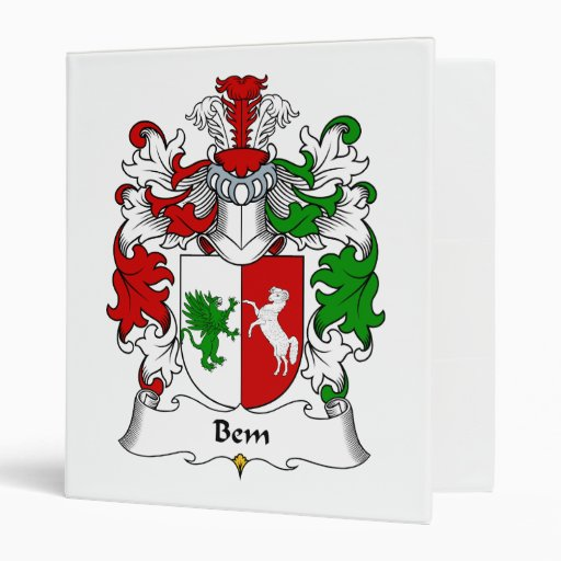 Escudo de la familia de Bem