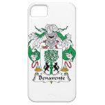Escudo de la familia de Benavente iPhone 5 Case-Mate Protector