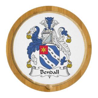 Escudo de la familia de Bendall