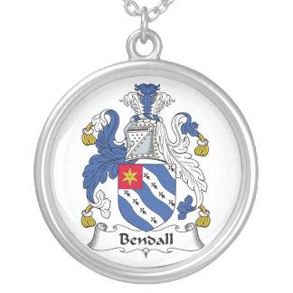 Escudo de la familia de Bendall Grímpola