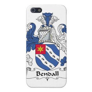 Escudo de la familia de Bendall iPhone 5 Cobertura