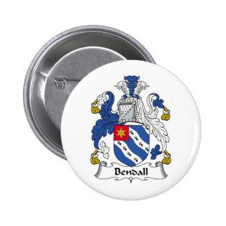 Escudo de la familia de Bendall Pin