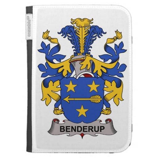 Escudo de la familia de Benderup