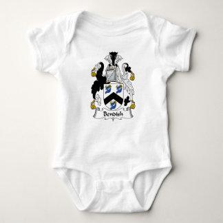 Escudo de la familia de Bendish Body Para Bebé