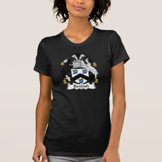 Escudo de la familia de Bendish Camisetas