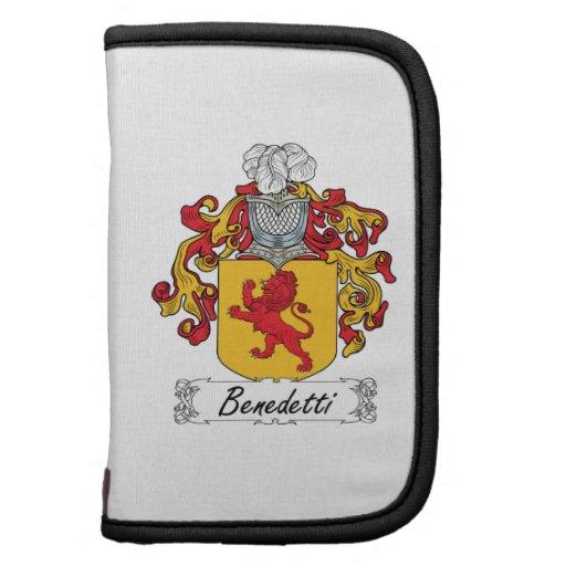 Escudo de la familia de Benedetti Planificadores