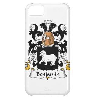 Escudo de la familia de Benjamin