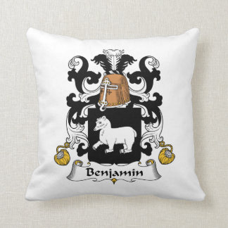 Escudo de la familia de Benjamin Cojines