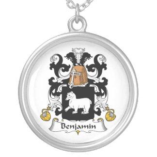 Escudo de la familia de Benjamin Collares