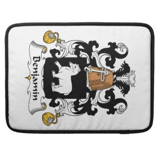 Escudo de la familia de Benjamin Funda Macbook Pro