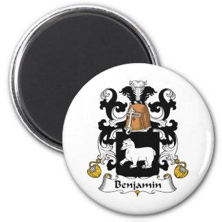 Escudo de la familia de Benjamin Imanes