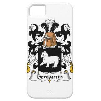 Escudo de la familia de Benjamin iPhone 5 Funda