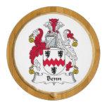 Escudo de la familia de Benn