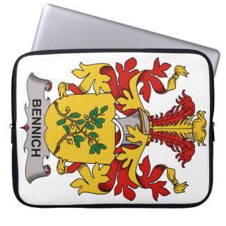 Escudo de la familia de Bennich Manga Computadora