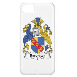 Escudo de la familia de Berenger Funda Para iPhone 5C