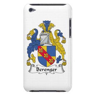Escudo de la familia de Berenger Barely There iPod Protector