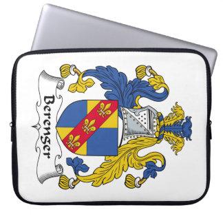 Escudo de la familia de Berenger Fundas Ordendadores