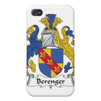 Escudo de la familia de Berenger iPhone 4/4S Funda
