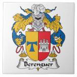 Escudo de la familia de Berenguer Azulejos Ceramicos