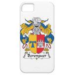 Escudo de la familia de Berenguer iPhone 5 Carcasas