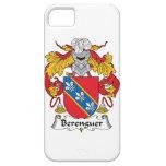 Escudo de la familia de Berenguer iPhone 5 Case-Mate Cobertura
