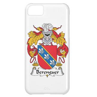 Escudo de la familia de Berenguer Funda Para iPhone 5C