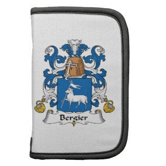 Escudo de la familia de Bergier Planificador