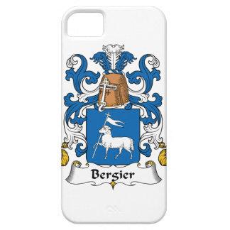 Escudo de la familia de Bergier iPhone 5 Case-Mate Carcasa