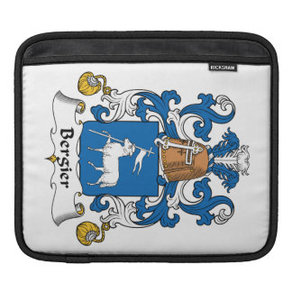Escudo de la familia de Bergier Mangas De iPad