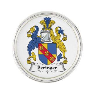 Escudo de la familia de Beringer Insignia