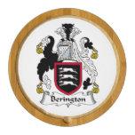 Escudo de la familia de Berington