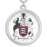 Escudo de la familia de Berington Joyeria Personalizada